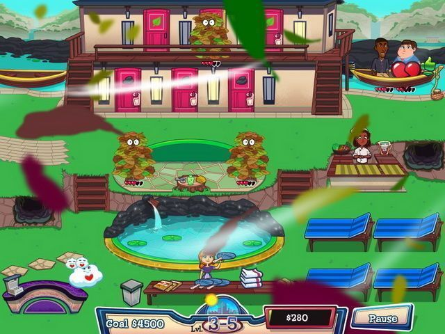Chloe's Dream Resort - Screenshot 3