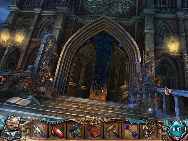 Sacra Terra: Angelic Night Collector's Edition - Screenshot 2