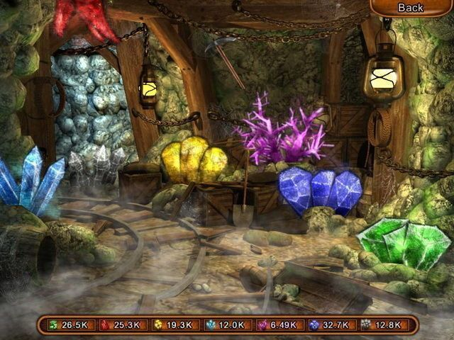 Akhra: The Treasures - Screenshot 3