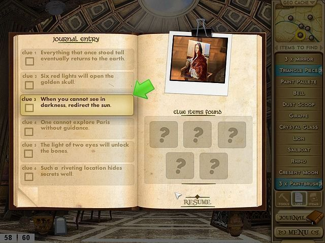 Adventure Chronicles: The Search For Lost Treasure - Screenshot 4