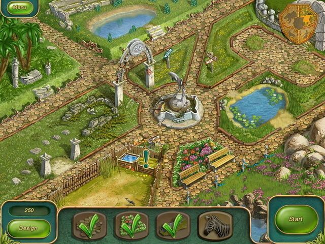 Gourmania 3: Zoo Zoom - Screenshot 7