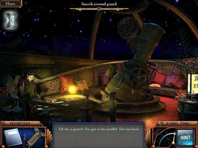Secrets of the Dragon Wheel - Screenshot 5