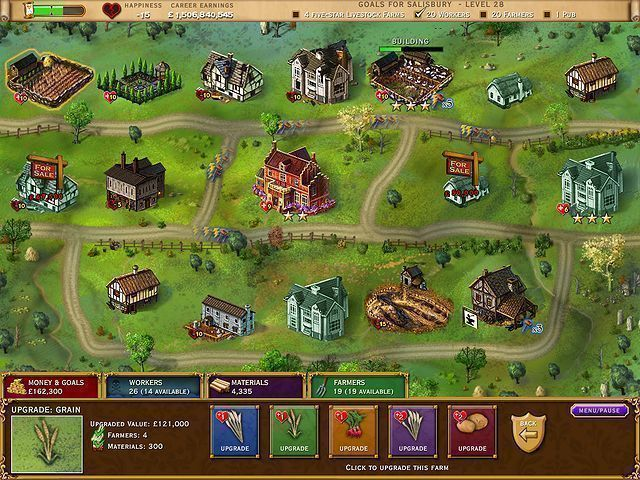 Build-a-lot: The Elizabethan Era - Screenshot 2