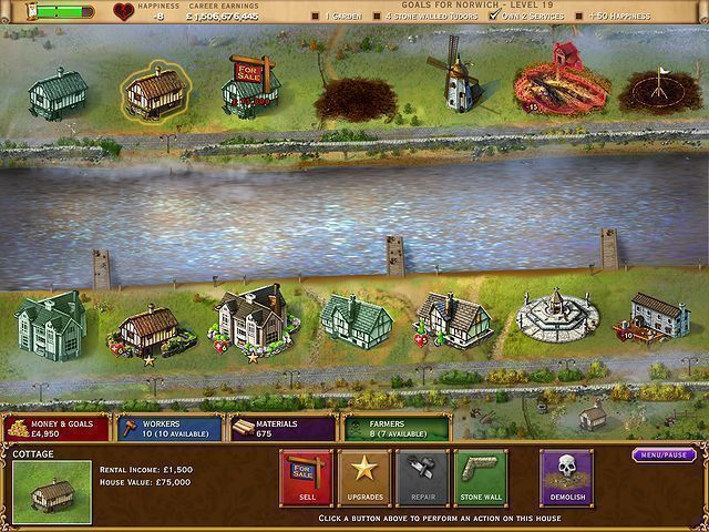 Build-a-lot: The Elizabethan Era - Screenshot 5