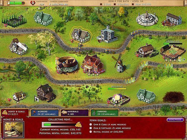 Build-a-lot: The Elizabethan Era - Screenshot 7
