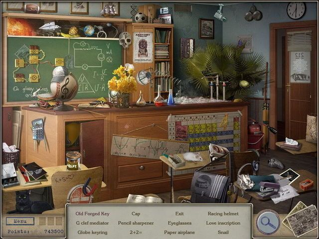 Letters from Nowhere 2 - Screenshot 2