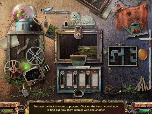 Stray Souls: Dollhouse Story - Screenshot 2