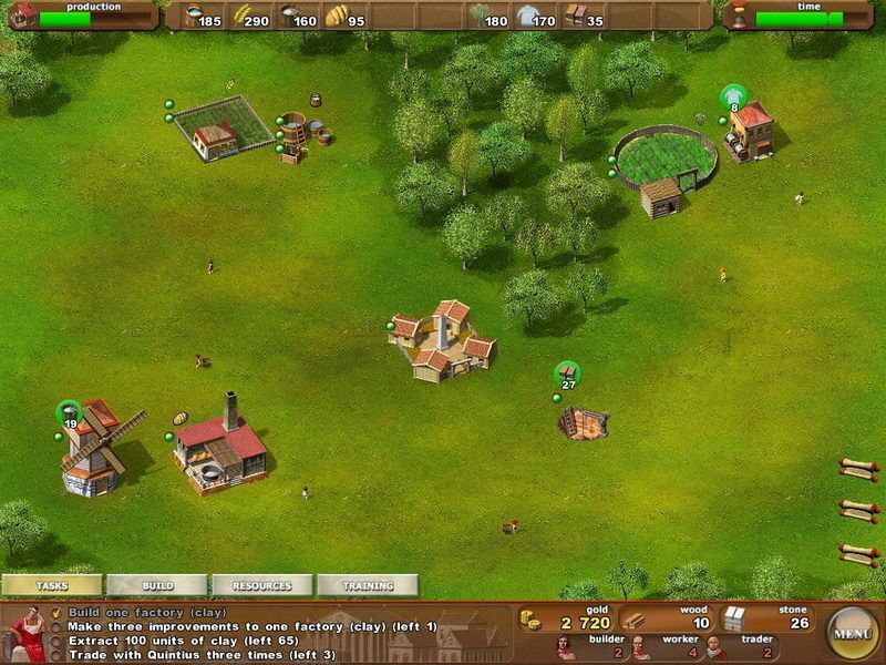 Ancient Rome - Screenshot 2