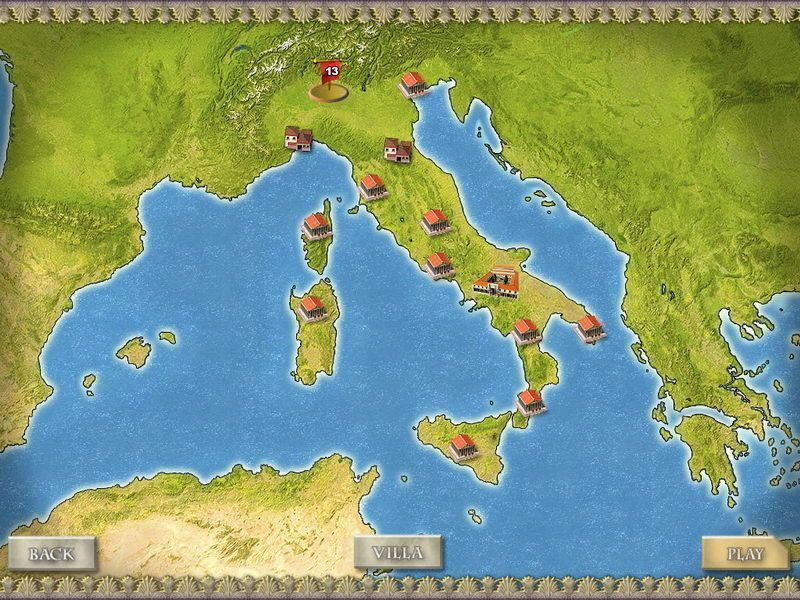 Ancient Rome - Screenshot 3