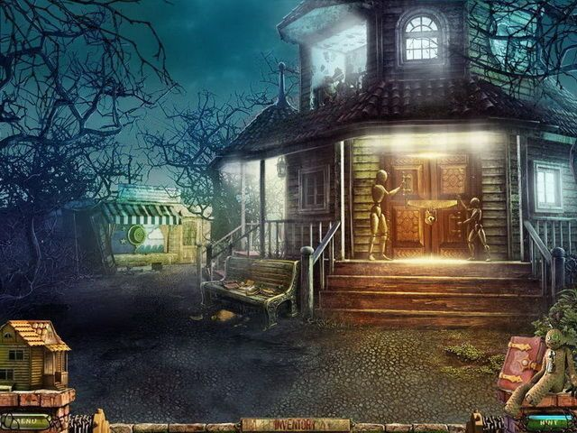 Stray Souls: Dollhouse Story Collector's Edition - Screenshot 1