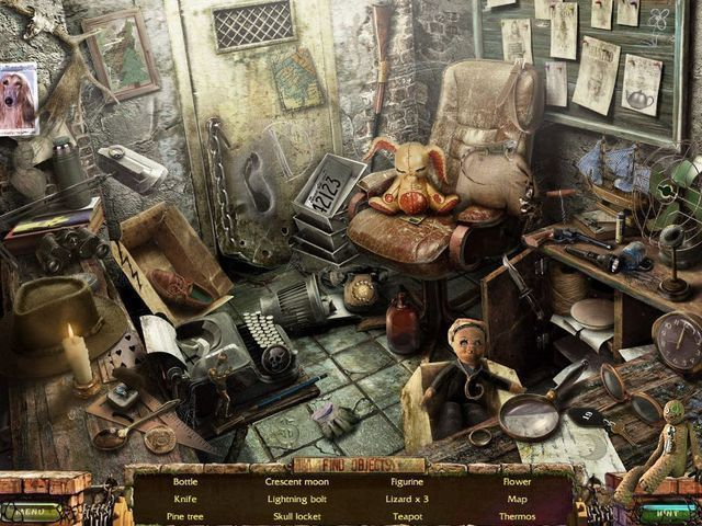 Stray Souls: Dollhouse Story Collector's Edition - Screenshot 7