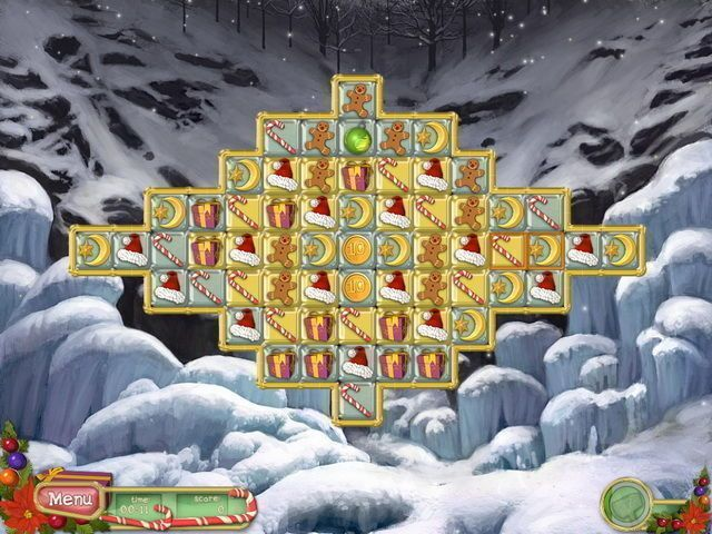 Christmas Puzzle - Screenshot 2