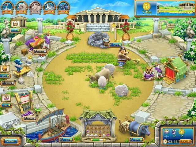 Farm Frenzy: Ancient Rome - Screenshot 4