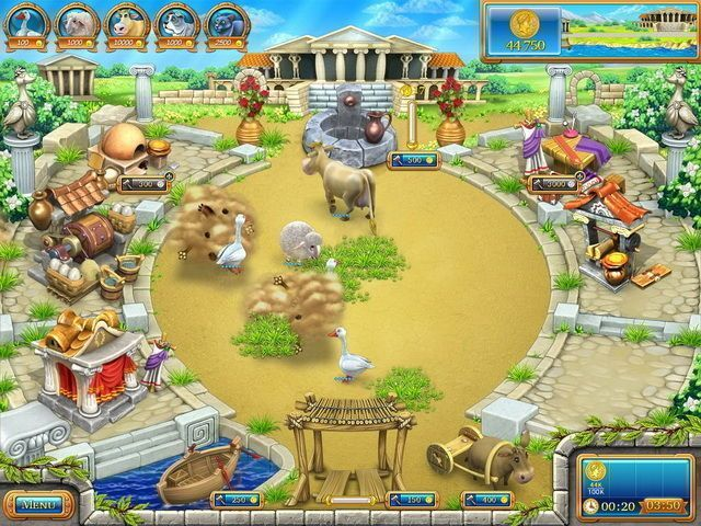 Farm Frenzy: Ancient Rome - Screenshot 5