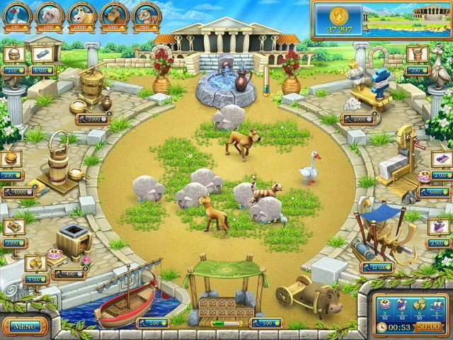 Farm Frenzy: Ancient Rome - Screenshot 6