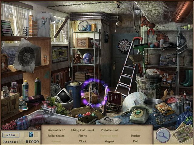 Letters from Nowhere - Screenshot 2