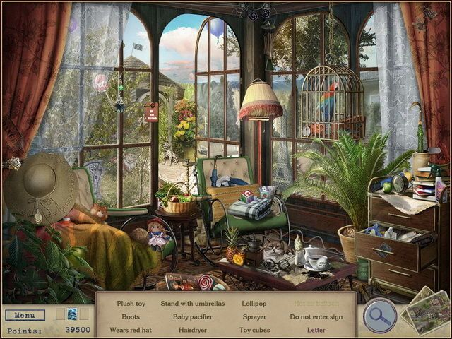 Letters from Nowhere - Screenshot 3
