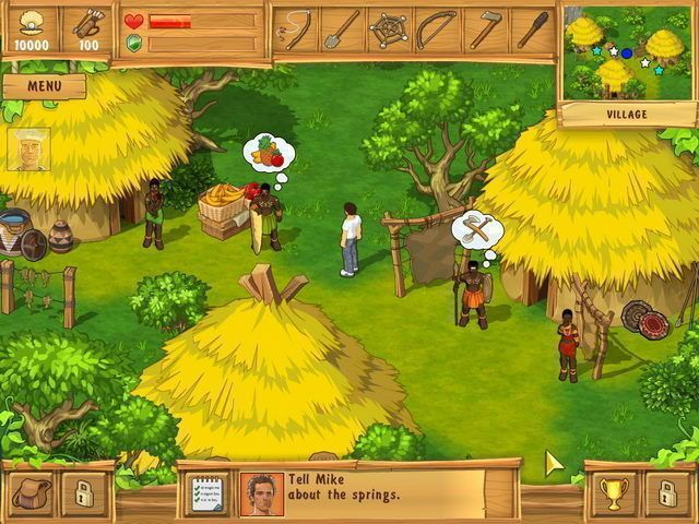 The Island: Castaway - Screenshot 3