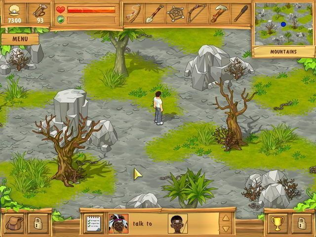 The Island: Castaway - Screenshot 4