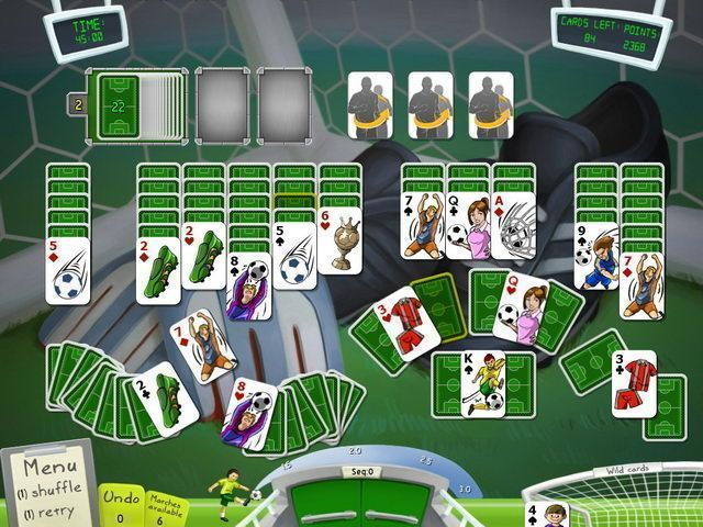 Soccer Cup Solitaire - Screenshot 3