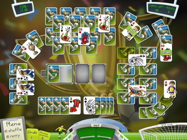 Soccer Cup Solitaire - Screenshot 5