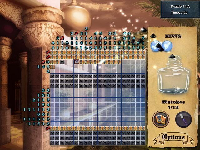 World Mosaics 3: Fairy Tales - Screenshot 7