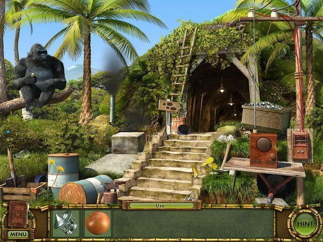 The Treasures of Mystery Island: The Gates of Fate - Screenshot 3