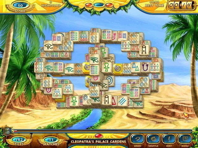 Mahjongg: Ancient Egypt - Screenshot 5