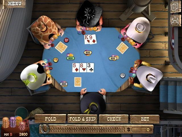 Governor of Poker 2 Premium Edition - Screenshot 1
