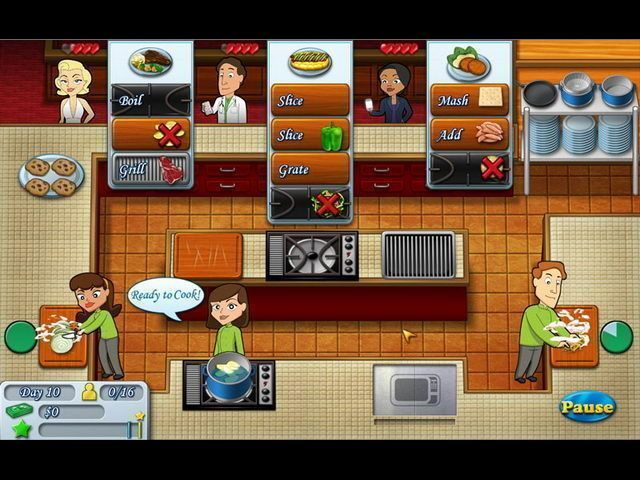 Kitchen Brigade - Screenshot 3