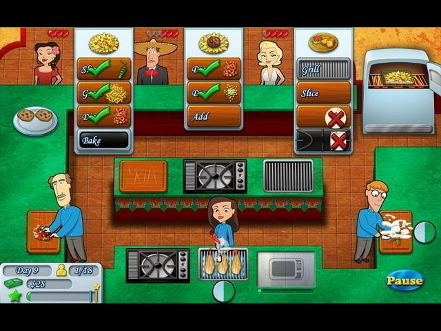 Kitchen Brigade - Screenshot 6