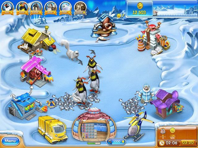 Download game Farm Frenzy 3: Ice Age | Download free game