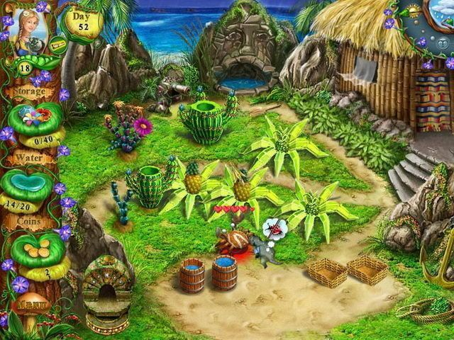 Magic Farm: Ultimate Flower - Screenshot 1