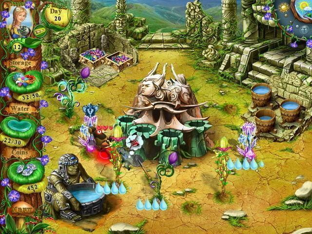 Magic Farm: Ultimate Flower - Screenshot 2