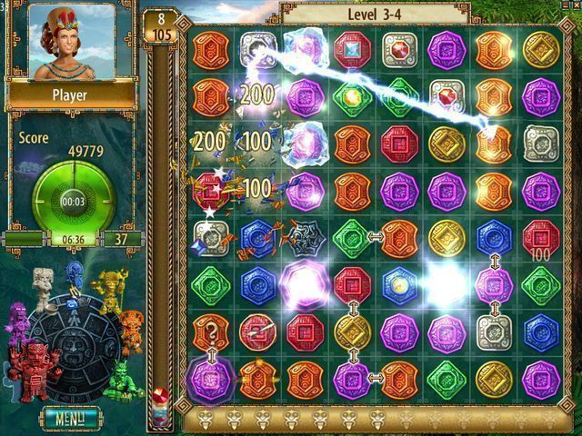 The Treasures Of Montezuma 2 - Screenshot 1