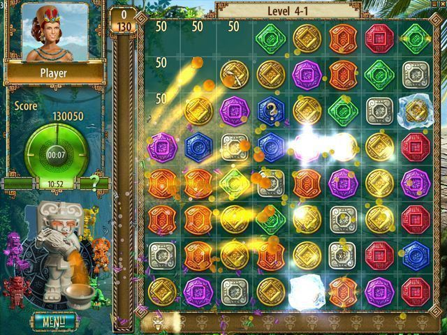 The Treasures Of Montezuma 2 - Screenshot 2