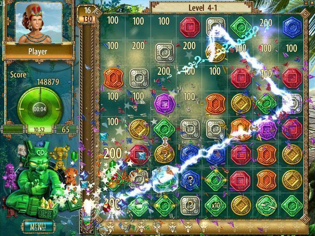 The Treasures Of Montezuma 2 - Screenshot 3
