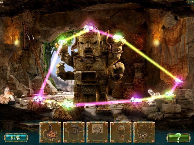 The Treasures Of Montezuma 2 - Screenshot 4