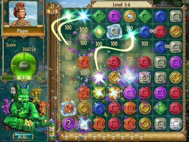 The Treasures Of Montezuma 2 - Screenshot 7