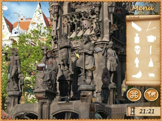 The Mysterious City - Golden Prague - Screenshot 5