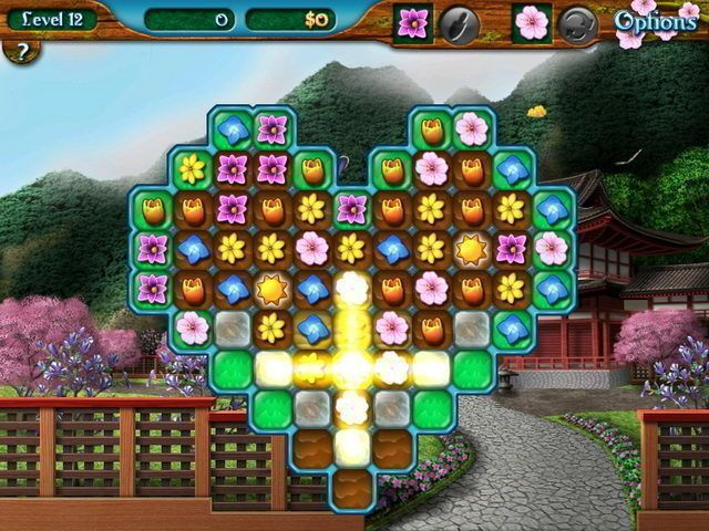 Flower Paradise - Screenshot 1