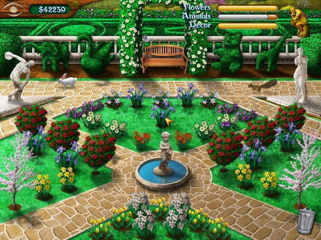 Flower Paradise - Screenshot 4