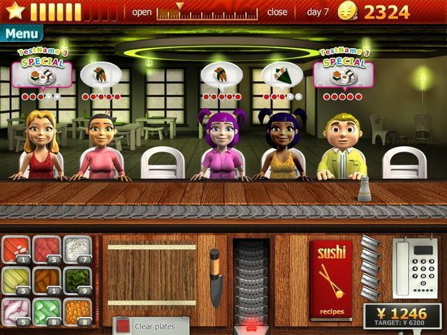 Youda Sushi Chef - Screenshot 4