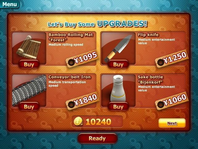 Youda Sushi Chef - Screenshot 5