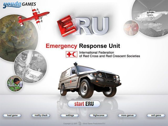 Red Cross Emergency Response Unit - Screenshot 1