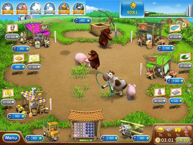 Farm Frenzy 2 - Screenshot 3