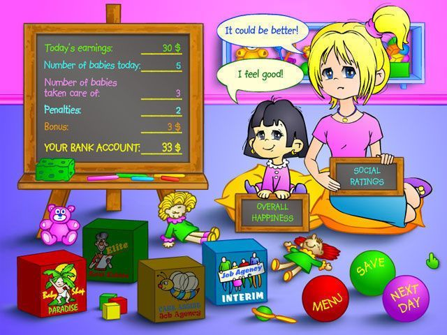 KinderGarten - Screenshot 6