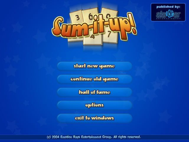 Sum-It-Up - Screenshot 3