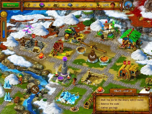 Moai 5: New Generation. Collector's Edition - Screenshot 1