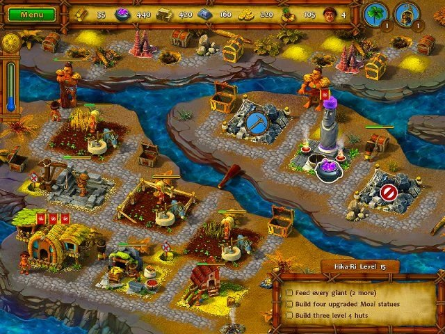 Moai 5: New Generation. Collector's Edition - Screenshot 2